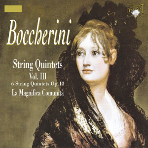 Boccherini: String Quintets, Vol. III