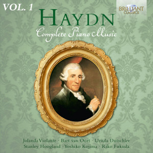 Haydn: Complete Piano Music, Vol. 1
