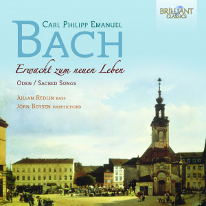 C.P.E. Bach: Oden / Sacred Songs