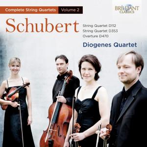 Schubert: String Quartets, Vol. 2
