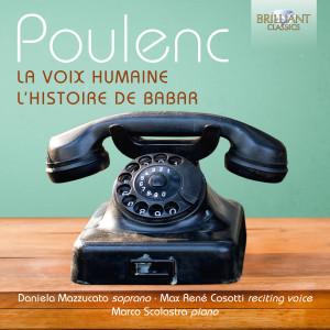 Poulenc: La voix humaine, l'histoire de Babar