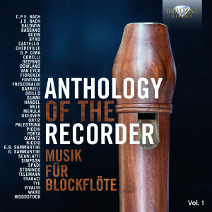 Anthology of the Recorder, Vol. 1