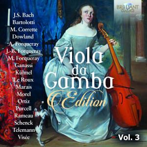 Viola da Gamba Edition, Vol. 3