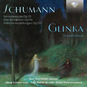 Schumann, Glinka: Trio Pathétique