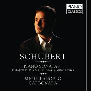 Schubert: Piano Sonatas, Vol. I